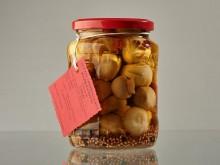 Csiperkegomba, savanyított, csilis (0,7l)