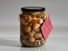 Csiperkegomba, savanyított, extra csilis (0,7l)