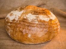 Budai búza kenyér, kerek  (2 kg)