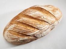 Budai köményes rozs kenyér, kerek ( 2 kg)