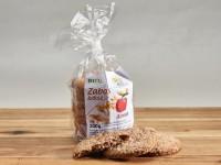 Zabos keksz, almás (200g)