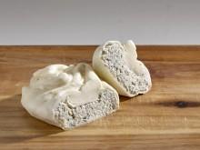 Burrata, kapros-fokhagymás (kb. 20 dkg)