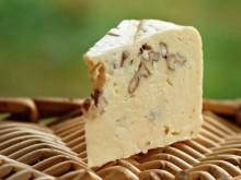 Diós füstölt sajt