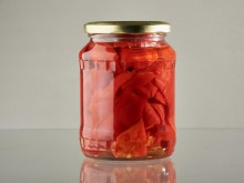 Olajos paprika (0,7 l)